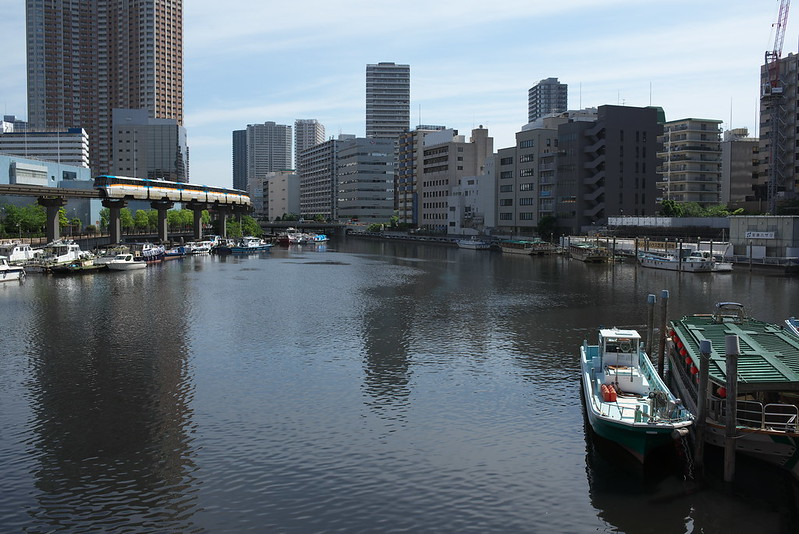 Tokyo Train Story 東京モノレール 2015年5月30日