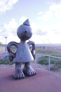 Statue, Scheveningen