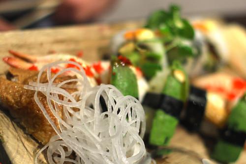 Mama Sushi @ Tezukuri sushi