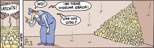 J.M. Nieto gripe-aviar fe de erratas