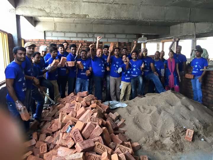 Aadarana Foundation-S&P CapitalIQ-Hyderabad-TS-India | Flickr
