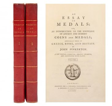 Pinkerton Essay on Medals