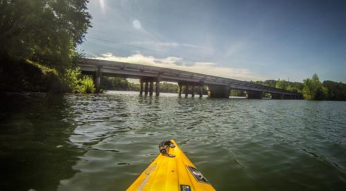 Lake Hartwell at Lawrence Bridge-21