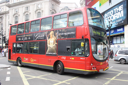 London General WVL14 LX02KHM