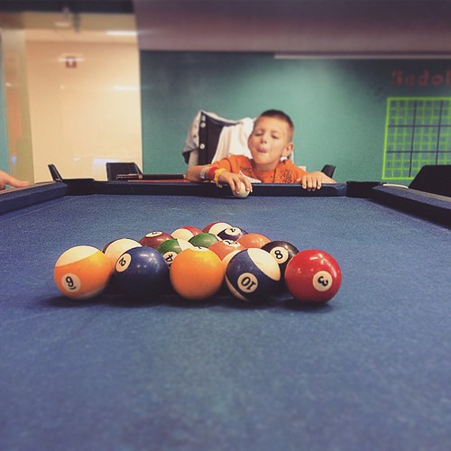 #superherostatusreached #kidszone #childlife #poolbowling #gotyler