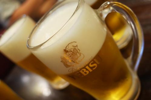 魚えん(Gyoen) 05 Ebisu beer ¥250