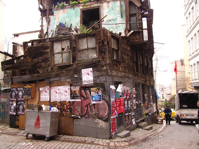 Cucurkuma, Istanbul