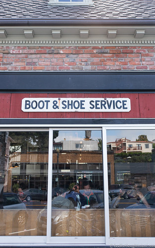 Boot And Shoe Service Cafe Menu