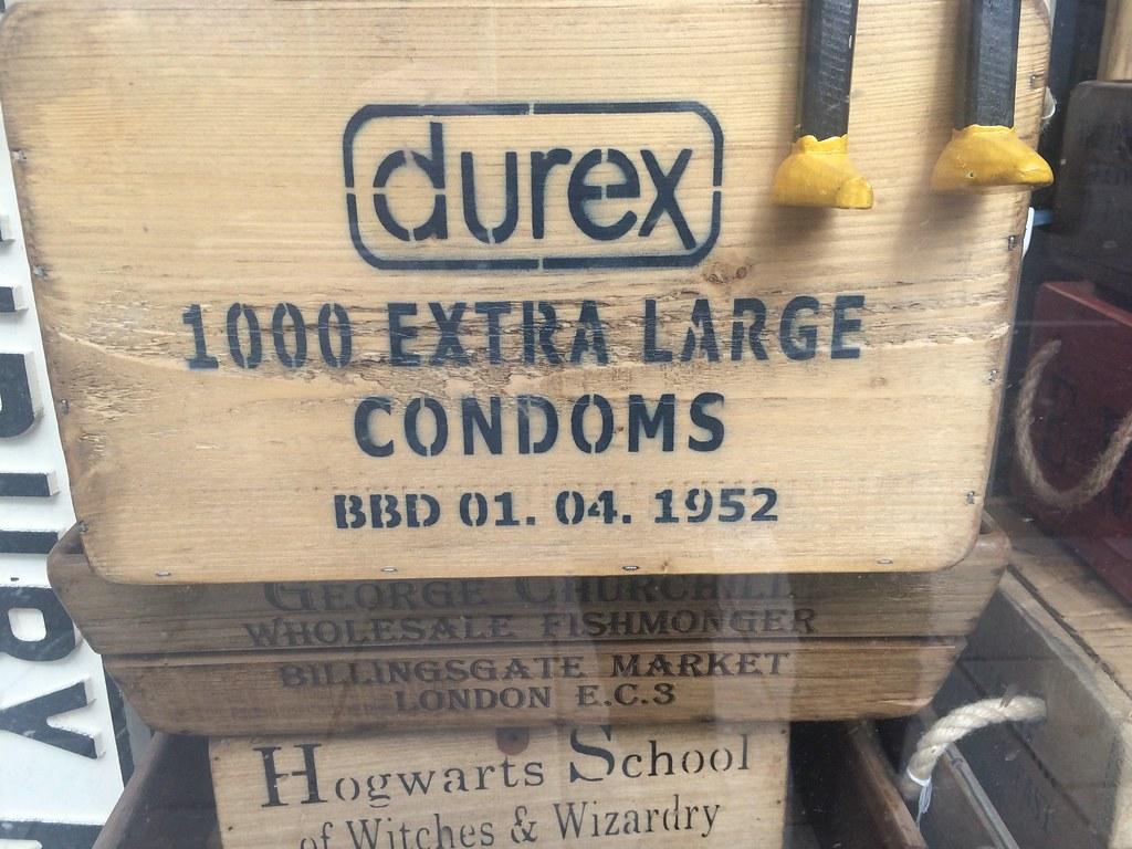 durex 1000 extra large condoms