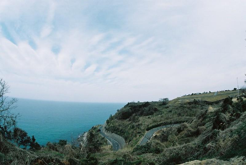 潮風の丘とまり