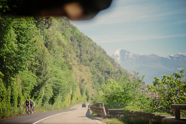 On the road to Menaggio and around Lake Como-8