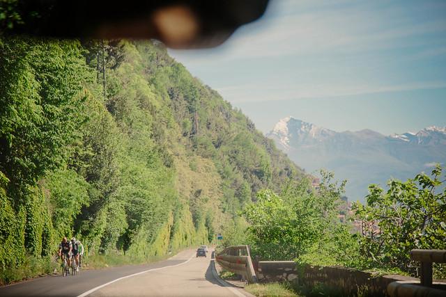 On the road to Menaggio and around Lake Como-8