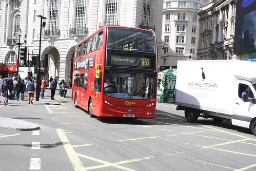 London General E167 SN61BGV