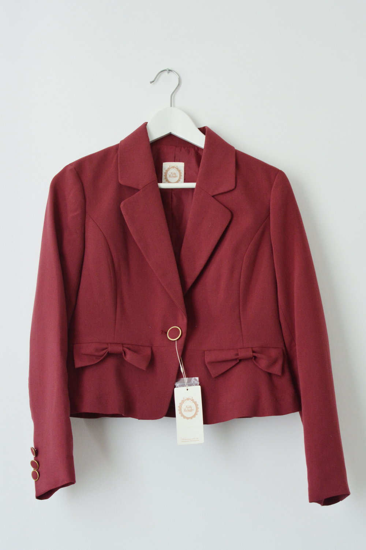 Ank Rouge blazer