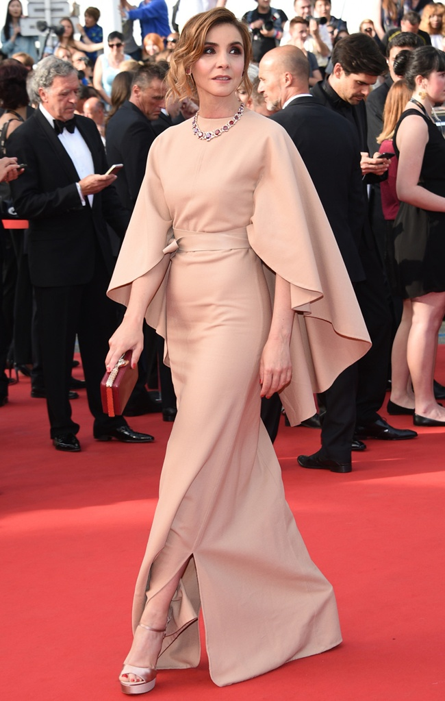 7 Clotilde Courau - 68 Cannes Film Festival - SGP - high res
