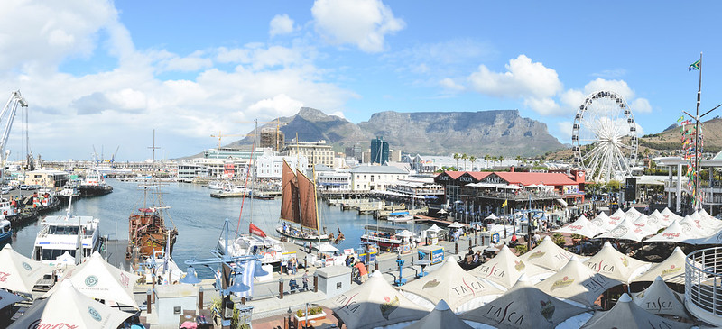 V&A Waterfront Panorama