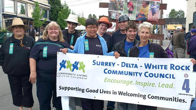 Surrey Delta White Rock Community Council