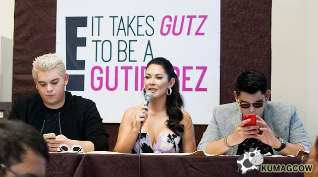 It Takes Gutz to be a Gutierrez Season 4