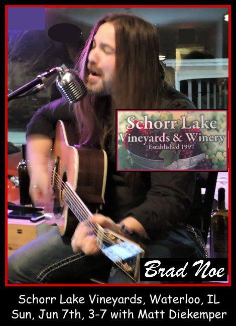 Brad Noe 6-7-15