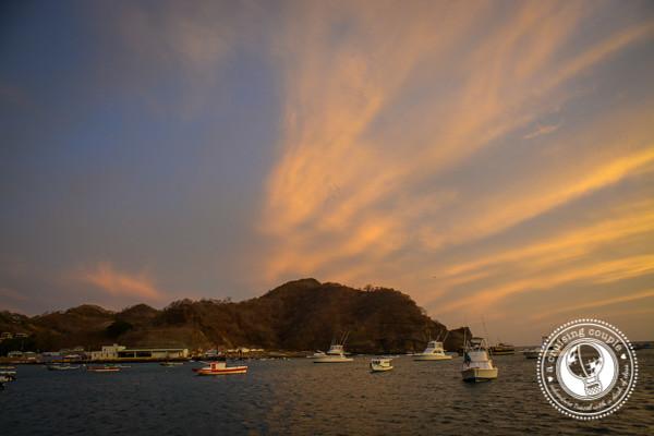 Port at San Juan del Sur Nicaragua