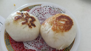 Pan-Fried Vegetable Buns from Easy House