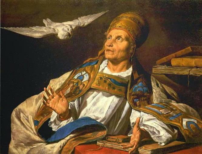 Thời Bút Chiến Về Kitô Học: Thánh Grégoire Le Grand (540-604)
