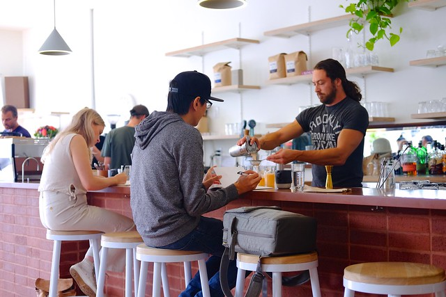 Bows & Arrows Coffee Roasters | Fraser Street, Vancouver