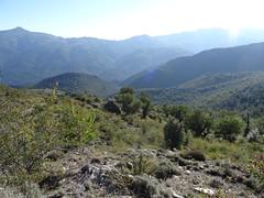 Depuis la piste W : la vallée de la Casaluna
