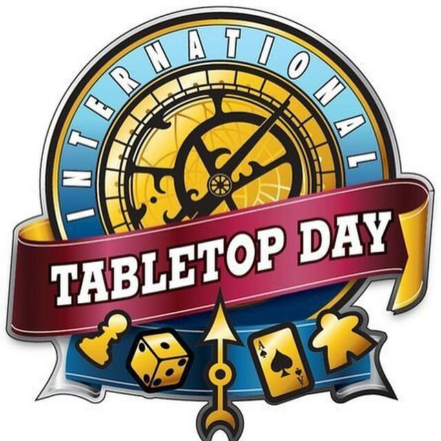 International TableTop Day 2015