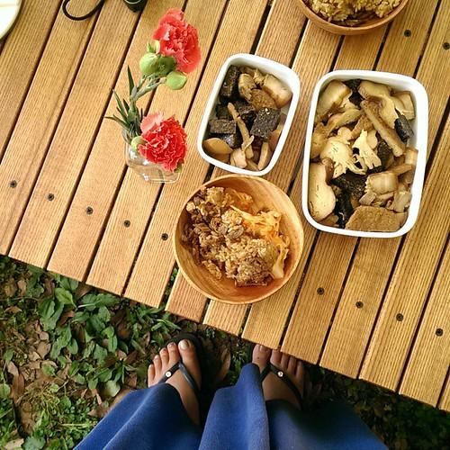 20150509  #不露營就來野餐吧