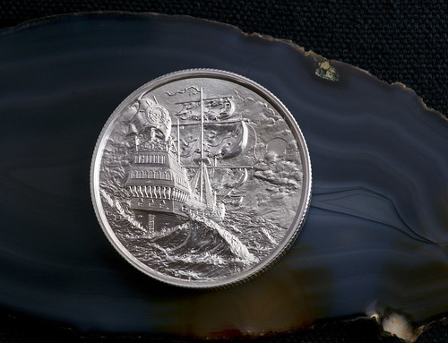 Pirate Silver Bought A Few Of These 2 Oz Pure Silver