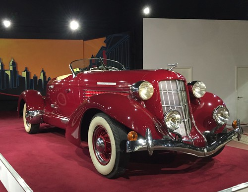 2015-05-04 - iPhone6 - Haynes Motor Museum