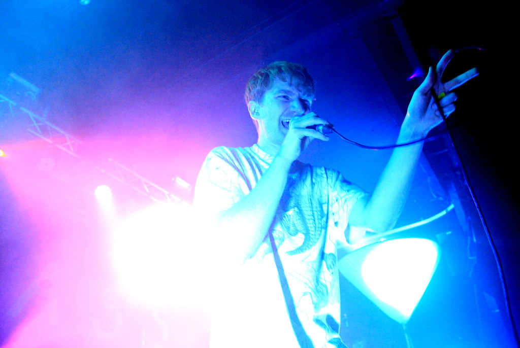 Glass Animals at The Waiting Room | May 31, 2015