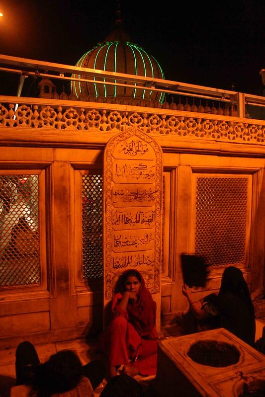 City Monument - Jahanara's Tomb, Hazrat Nizamuddin Auliya's Dargah