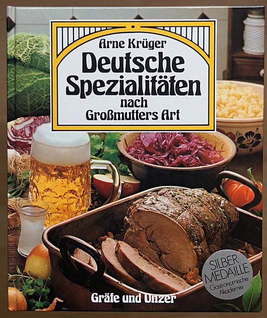 Deutsche Spezialitäten nach Großmutters Art