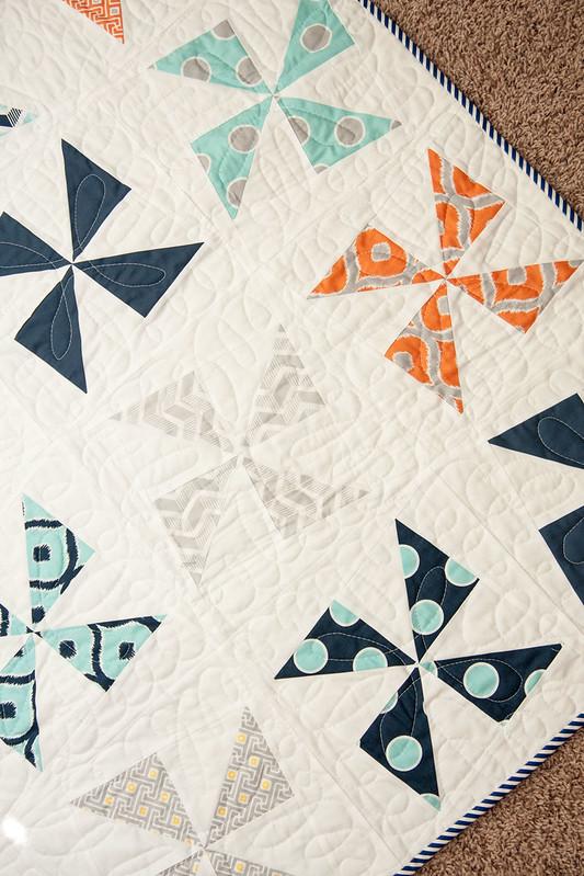 Shuffle quilt