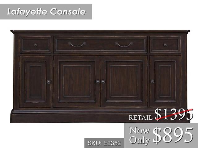 Lafayette Console