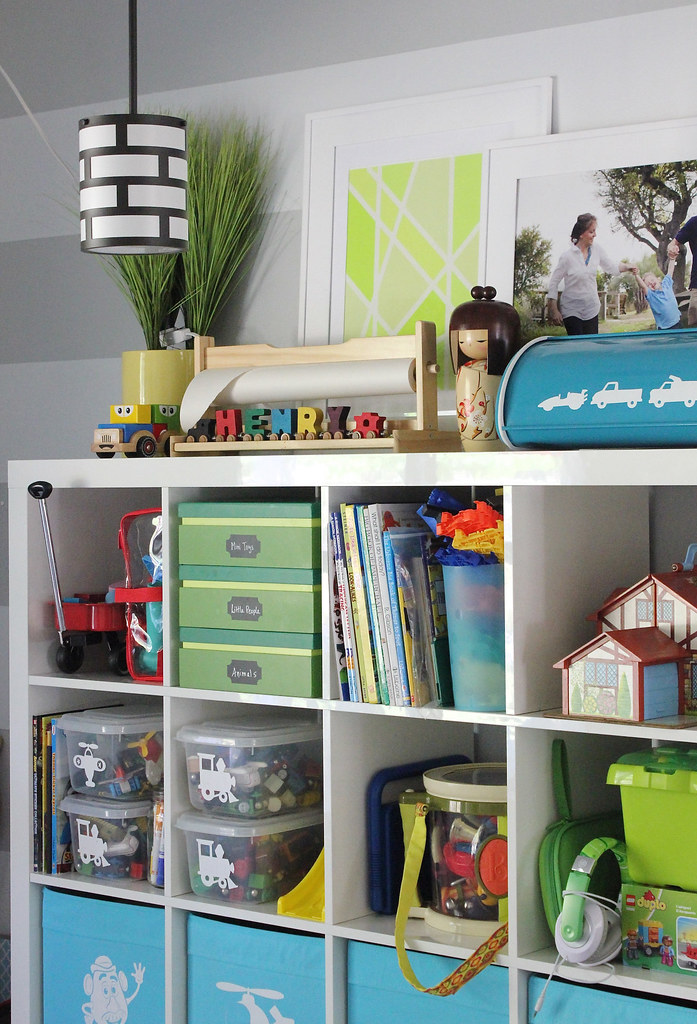 NC Home Tour | Playroom