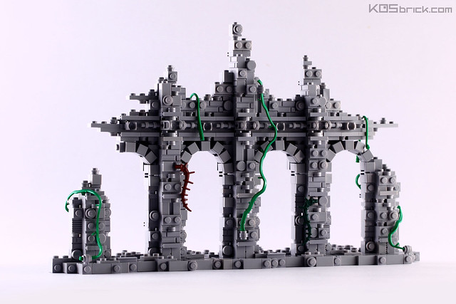 Warhammer 50K: Background - Castle Gate Ruins