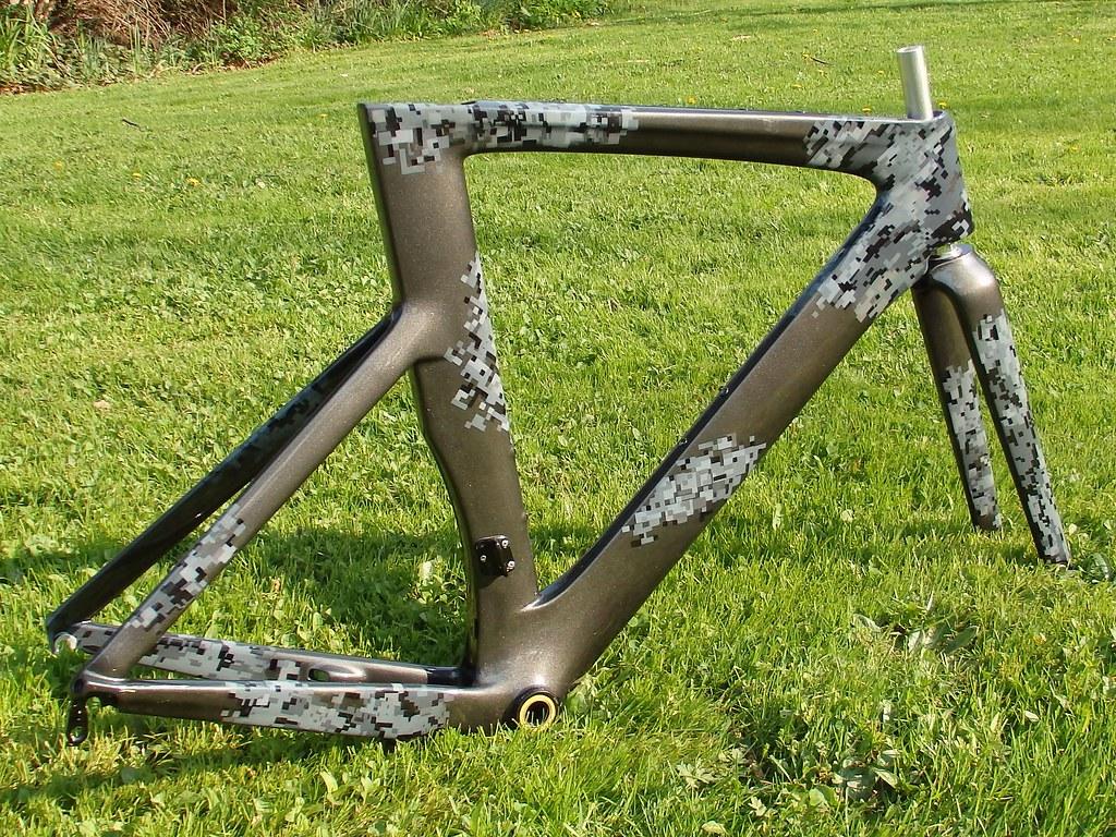 Carbon Fiber Trek Bike Custom Paint This Is A Carbon