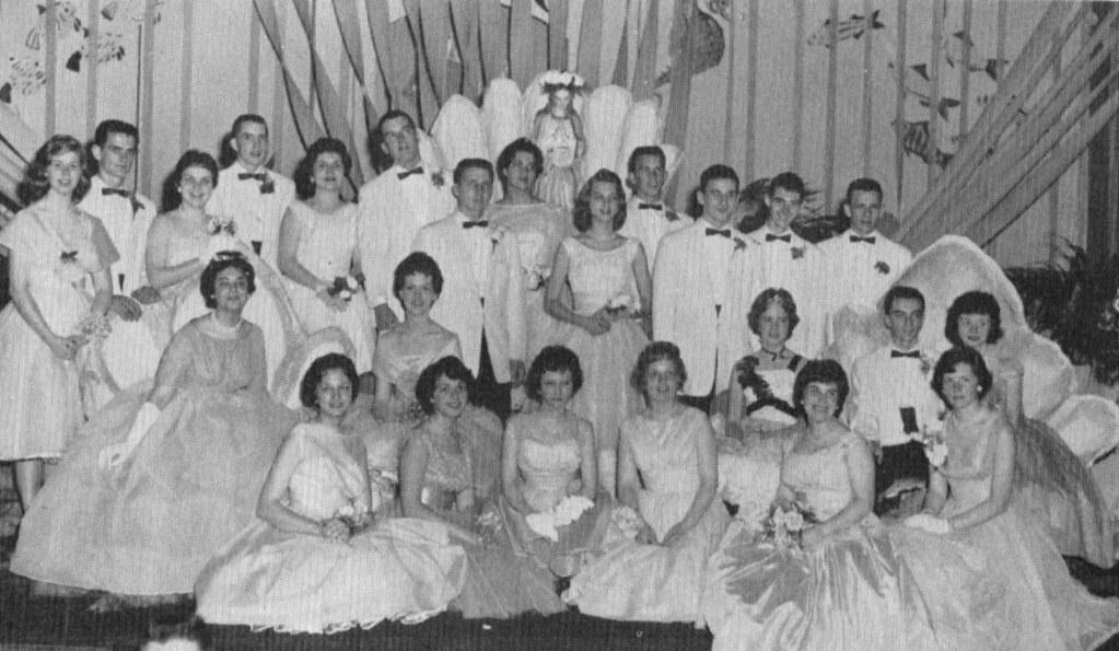 1960 Prom Dresses