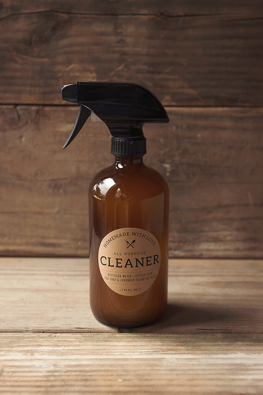 How-to Make All Purpose Cleaner