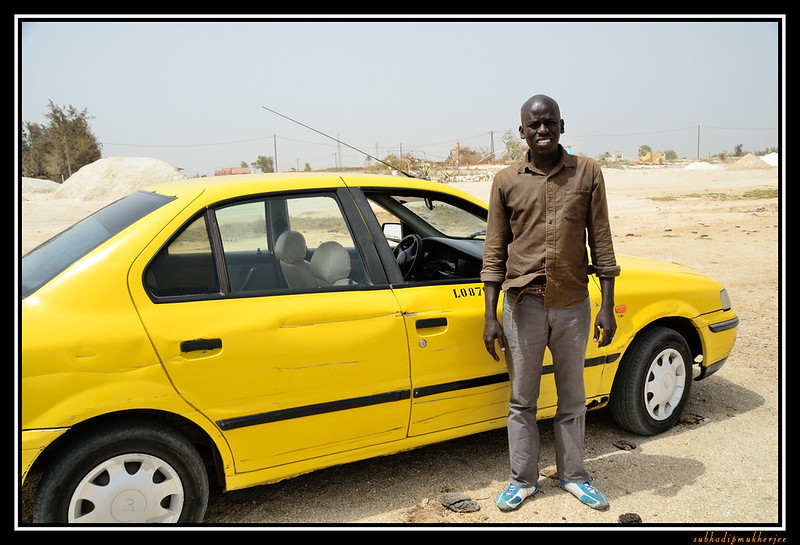 Pape - My taxi driver