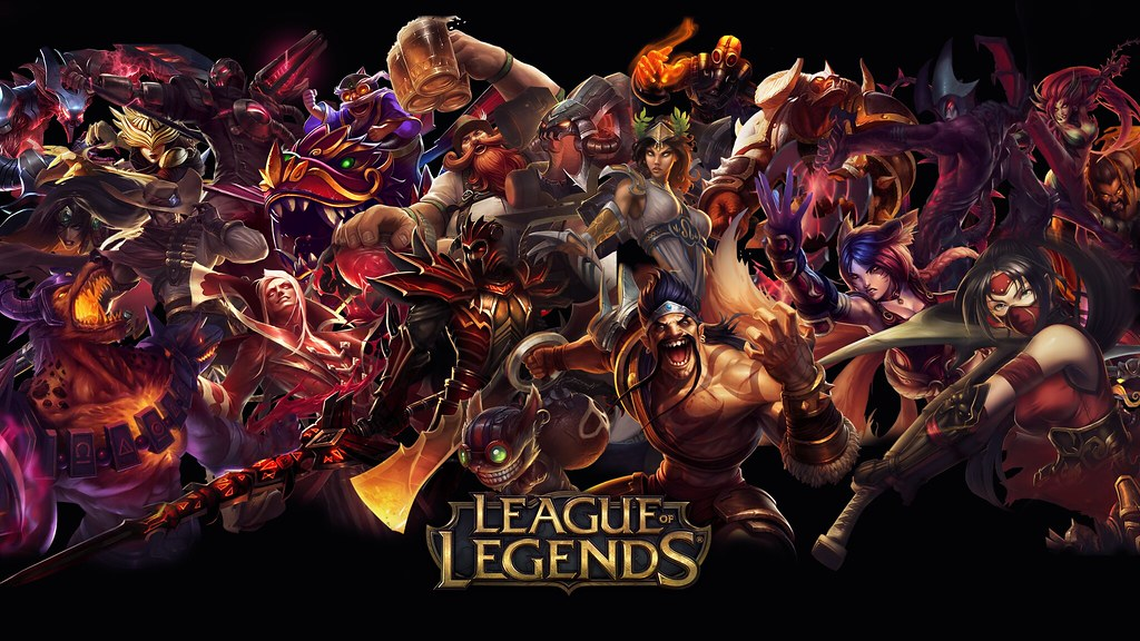 Bildergebnis für league of legends