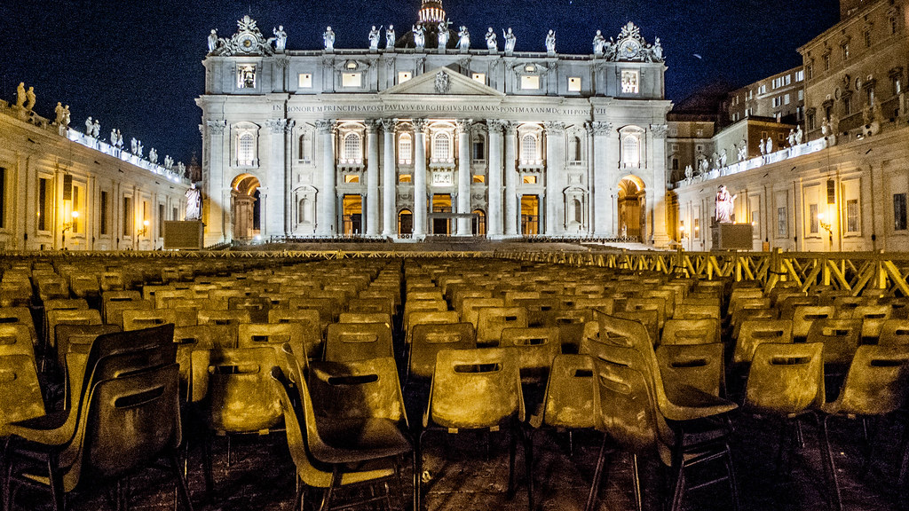 Peter Empty st Peter Empty Chairs