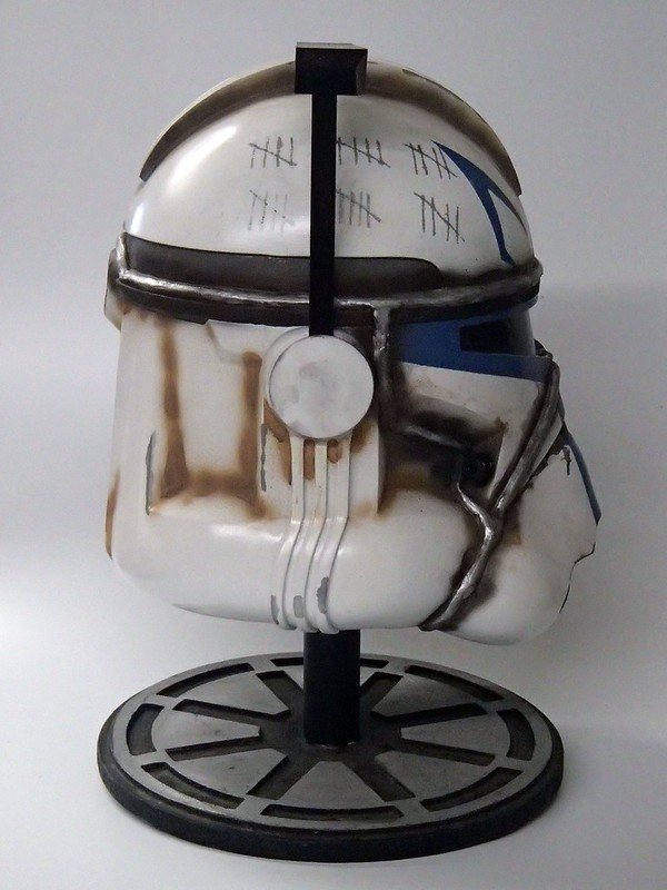 Captain Rex Helmet Finished 6