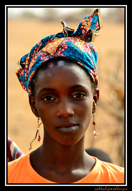 Senegalese Men, Women & Children