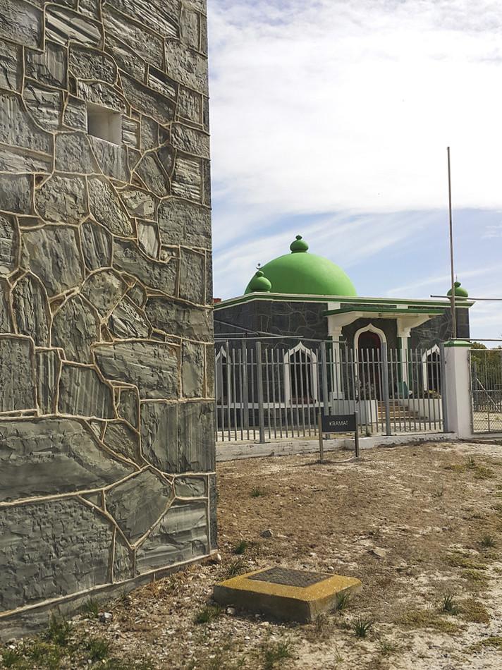 Robben Island Kramat