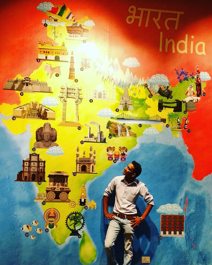 Patna In India Map.Wait Ends For Me India Map Iloveindia Patna Patnabe Flickr