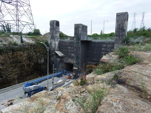 Tunnel de Melocheville / Melocheville Tunnel